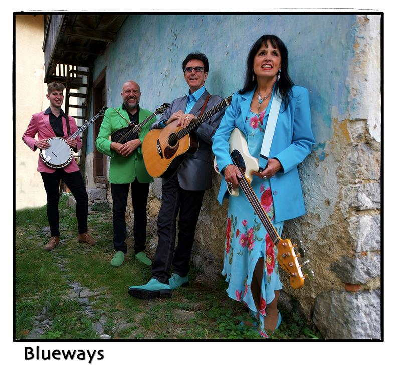 Blueways International Bluegrass Band IMAGE