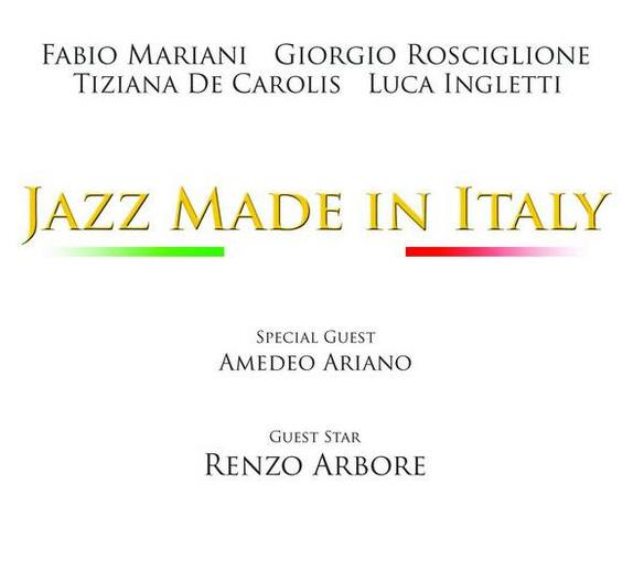 Fabio Mariani Jazz made in Italy IMAGE