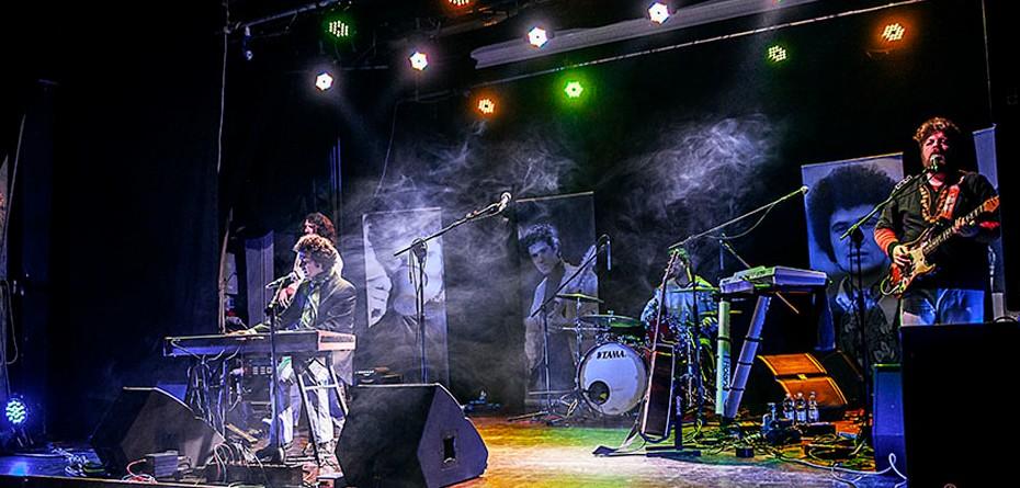 Innocenti evasioni tribute band lucio battisti IMAGE