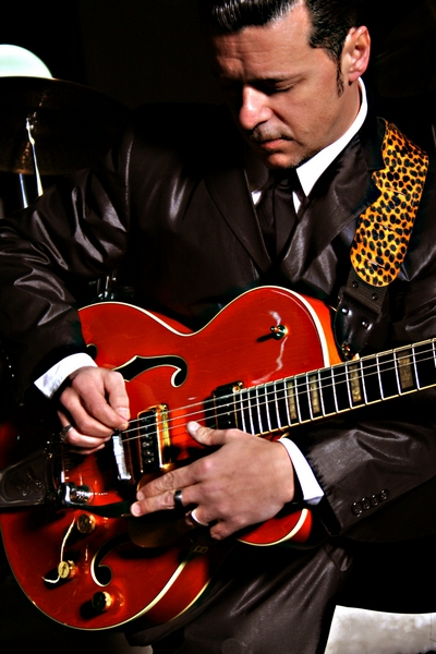 Marco Di Maggio Rockabilly Duo Trio Connection IMAGE