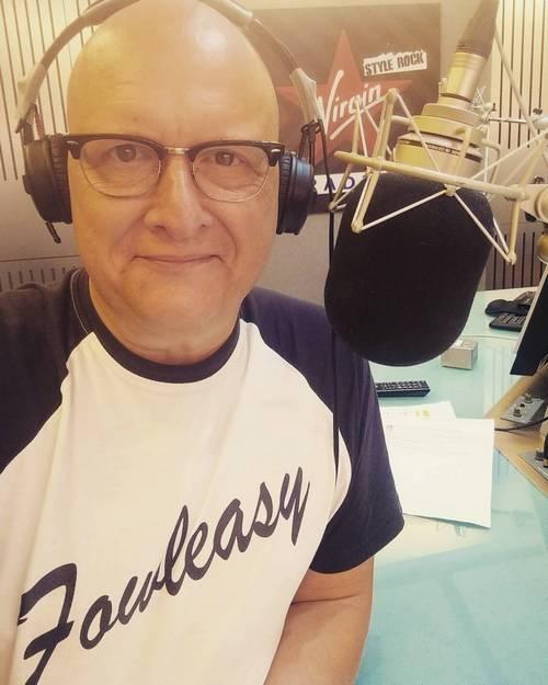Maurizio Faulisi DR Feelgood DJ Virgin Radio IMAGE