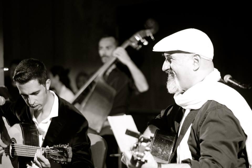 Pierluigi Ferrari Tortazo Trio Musica Argentina Tango IMAGE